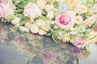 Wedding flowers by Fiore Dorato