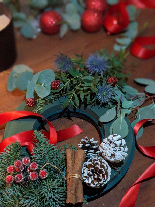Children's wreath kit