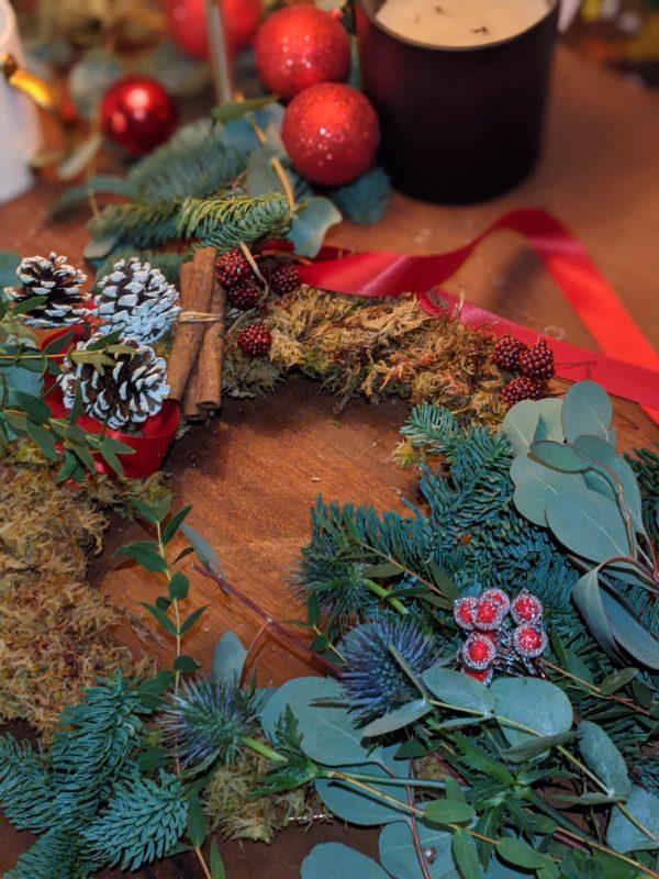 DIY wreath kits